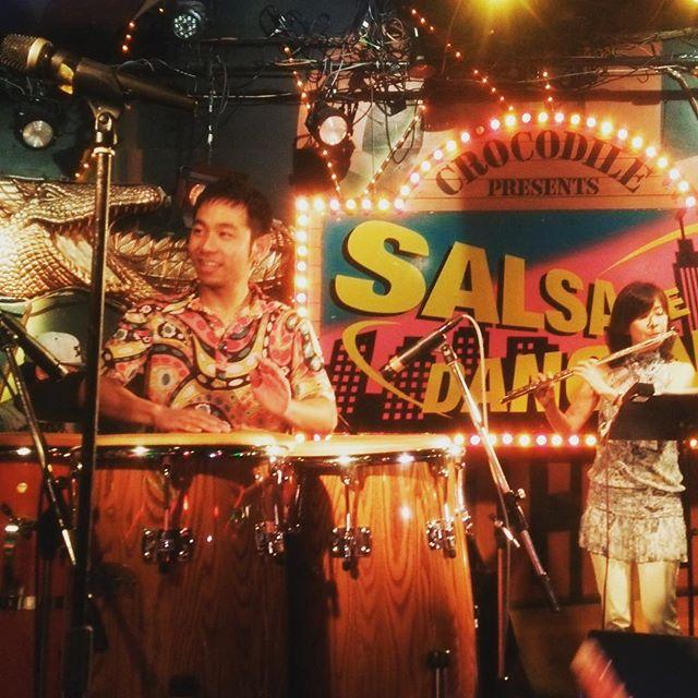 #conga #salsa #tumbadoras #gonbops #percussion #原宿 #渋谷